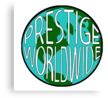 Step Brothers: Prestige Worldwide Canvas Print