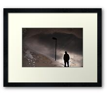 Distances Framed Print