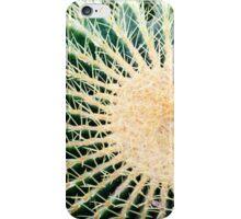 Barrel cactus iPhone Case/Skin