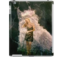 Caught by words iPad Case/Skin