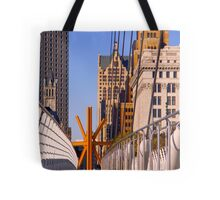 Sunburst Milwaukee Tote Bag