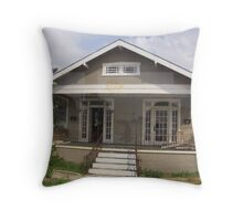 Singled Out By Katrina Throw Pillow