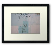 Make Contact Framed Print