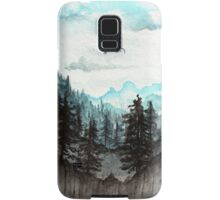 Surveying the slopes  Samsung Galaxy Case/Skin