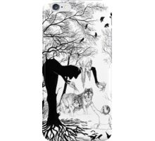 Winter Witch iPhone Case/Skin