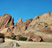 Vasquez Rocks Supplemental View by Jawaher
