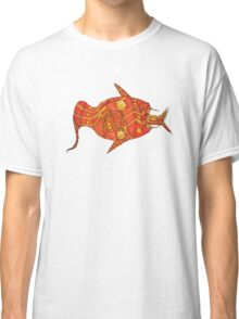 Orange Snake - by Seth Cummins Classic T-Shirt