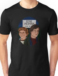 The Center of Weirdness. Unisex T-Shirt