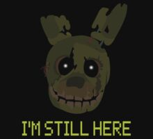 five nights at freddy's 3 - springtrap T-Shirt