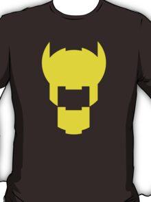 Batman Design Yellow T-Shirt