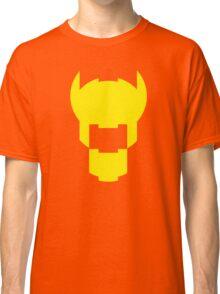 Batman Design Yellow Classic T-Shirt