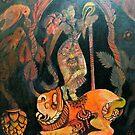 Goddess by ramya kapula