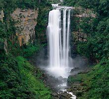 Karkloof Falls  by leksele