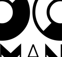 Boob man Sticker
