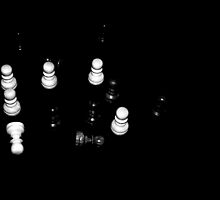 Pawns in Shadow by Kelsey Williams