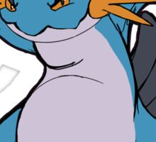 Team Swampert! Sticker