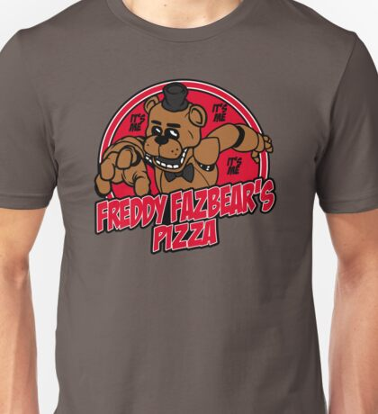 Freddy's pizza Unisex T-Shirt