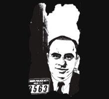Al Capone by tastydaver