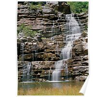 Hoopoe falls Poster