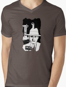 Bugsy Siegel Mens V-Neck T-Shirt