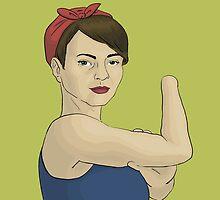 No Hand? No Problem! by Maria Messer