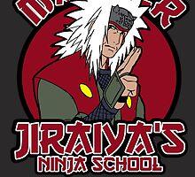 Master J Ninja academy by edcarj82