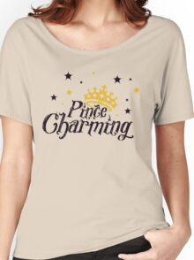 Prince Charming Women's Relaxed Fit T-Shirt