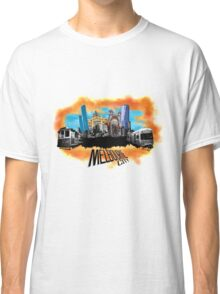 Melbourne City- City Collage Classic T-Shirt