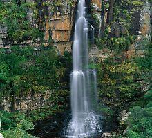 Grascop Falls by leksele