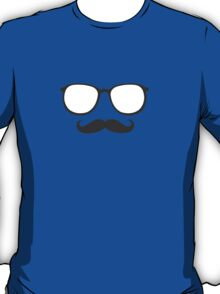 Sunglasses and Mustache T-Shirt