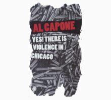 Al Capone II by tastydaver