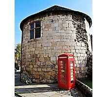 Historical icons of England Photographic Print