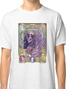 Mane Six Art Noveau Classic T-Shirt