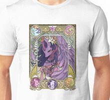 Mane Six Art Noveau Unisex T-Shirt