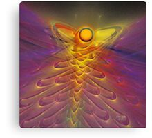 'Angel in the Flame (Angel)' Canvas Print