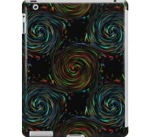 Abstract background 11 iPad Case/Skin