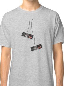 2 Players Nintendo Joystick Classic T-Shirt