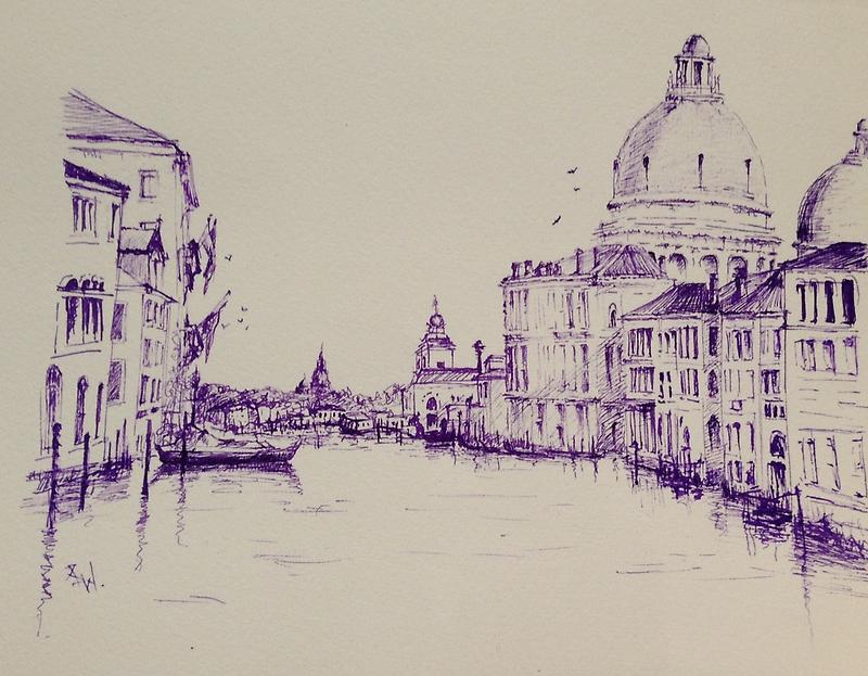 Venice memories #3 by Pauline Winwood