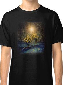 Yellow Autumn Classic T-Shirt