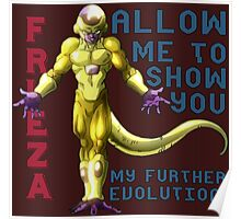 Golden Frieza - Revival of F Poster