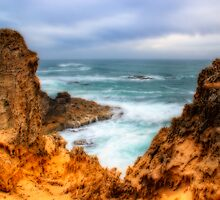 Coastline View by Steven Maynard