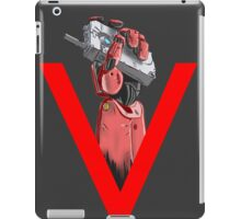 Phantom Pain  iPad Case/Skin