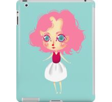 ☆ Sweetie your hair seems delicious iPad Case/Skin