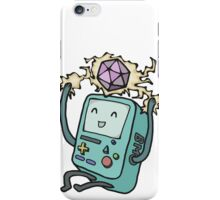 BMO loves D&D iPhone Case/Skin