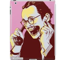'Startling news indeed, Sir'! iPad Case/Skin