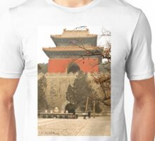 The Ming Tombs - Burial Chamber Of Yongle Emperor ©  Unisex T-Shirt