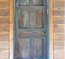 Knock, and the Door Will . . . by Sheila Simpson