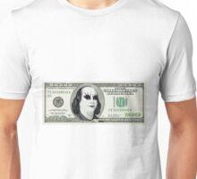 Gothic Banknote Parody Unisex T-Shirt