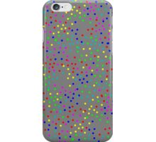 sd Dots and dots 2B iPhone Case/Skin