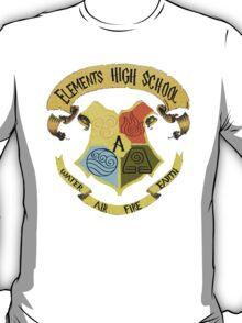 Elements High School T-Shirt